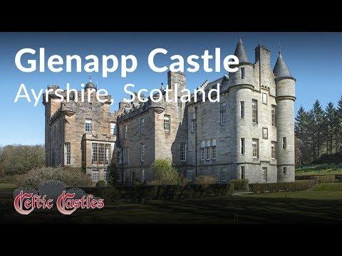 Glenapp Castle - Ayrshire, Scotland