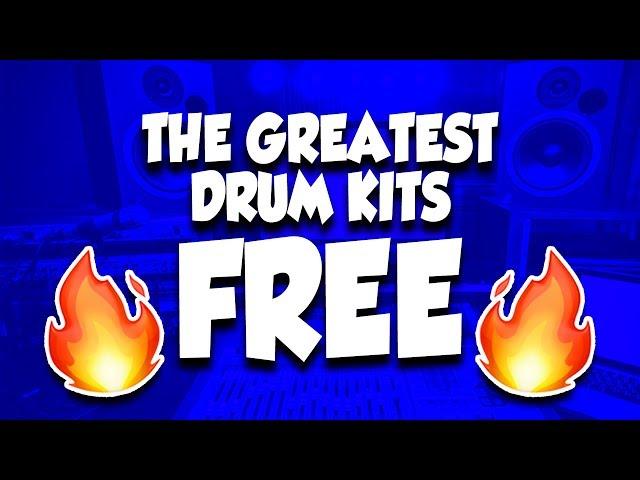 free drum kit 2018