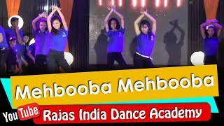 Mehbooba Mehbooba -Dance Performance - Ram Gopal Verma Ki Aag