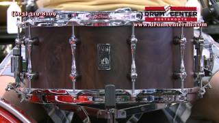 Gambar cover Mapex RetroSonic Walnut Snare Drum - 6.5x14