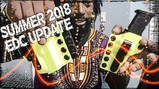 SUMMER 2018 EDC UPDATE