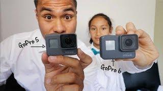 Unboxing the GoPro Hero 6!