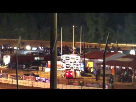 Crate Sportsman 8/11/18  Cherokee Speedway