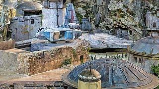 Star Wars: Galaxy's Edge at Disneyland - FIRST LOOK (2019)