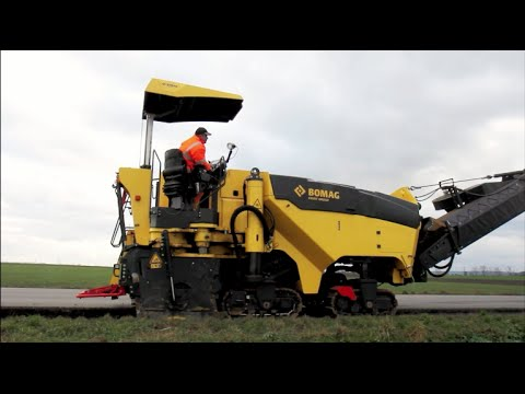 BOMAG Profillers.