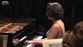 Khatia Buniatishvili - Chopin - Prelude No 4 in E minor, Op 28