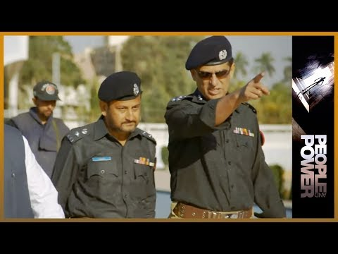 People & Power - Karachi Cops