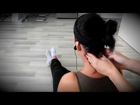 Neck and shoulders massage*ASMR