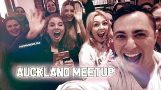 Auckland Meetup | MooshMooshVlogs