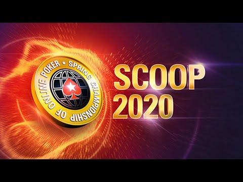 SCOOP 2020 | €250 NLHE PKO Main Event - PokerStars-FR-ES-PT