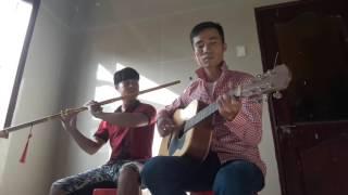 Tây Vương Nữ Quốc đàn guitar và sáo trúc