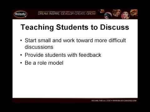 Techniques for Classroom Presentations - Discussion Skills.mov