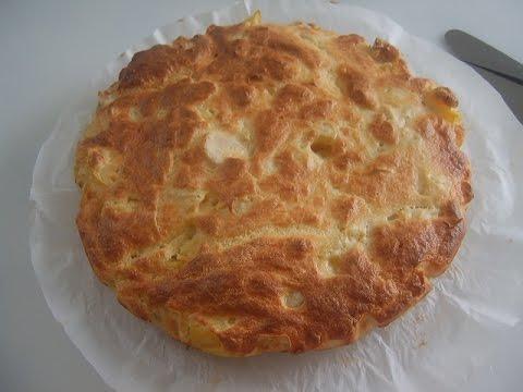 Пирог с яйцами и зеленым луком в мультиварке  пошаговый