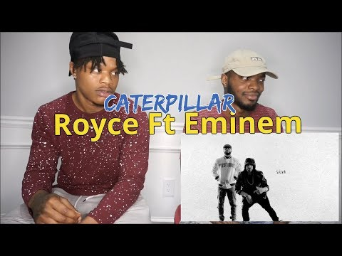 "Royce da 5'9"" - Caterpillar ft. Eminem, King Green - REACTION"