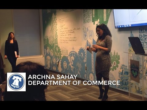 Archna Sahay – Department of Commerce