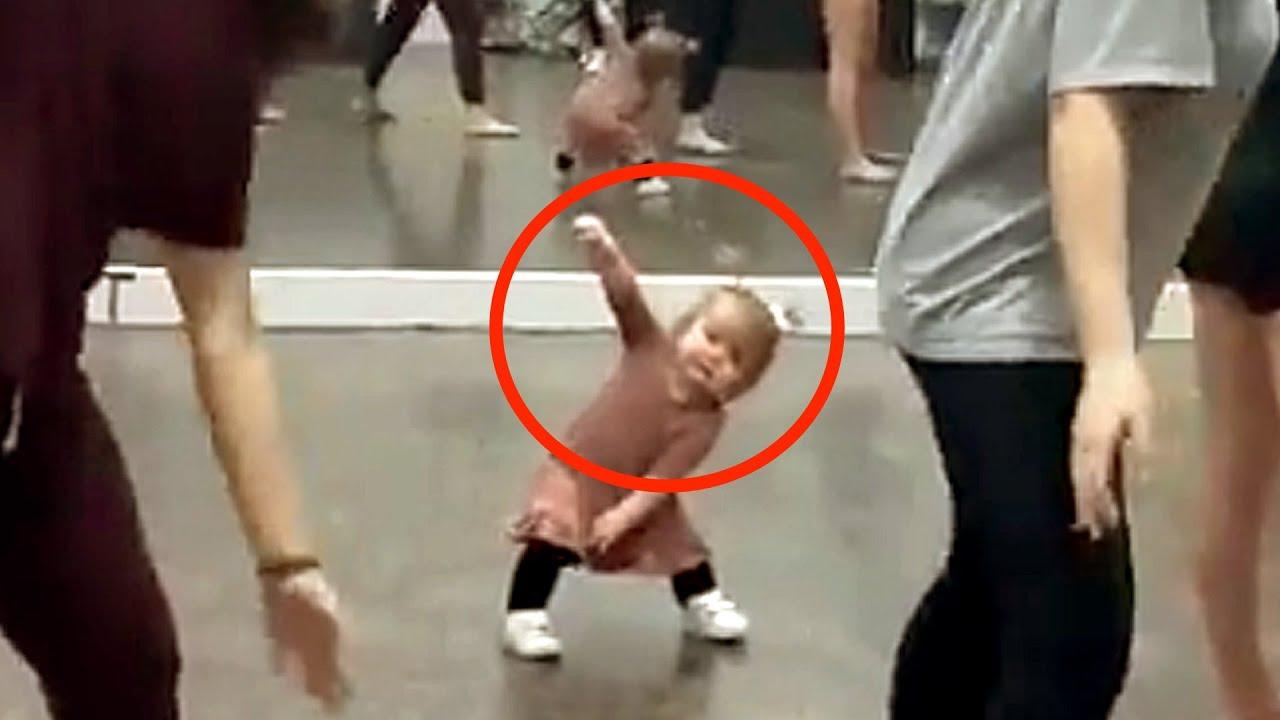 Картинки по запросу Эта малышка на уроке танцев стала мировой сенсацией. Огонь!
