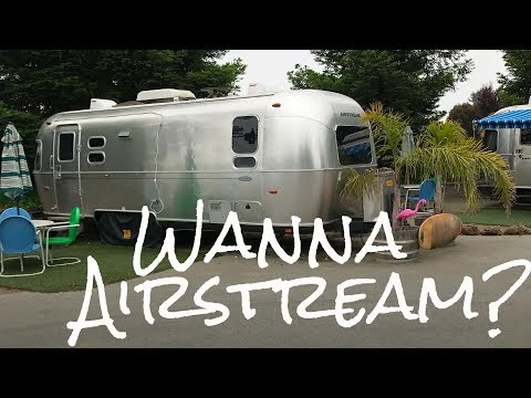 IT'S FUN TO STAY AT KOA....IN AN AIRSTREAM??? (A Family Trip to Santa Cruz, California)