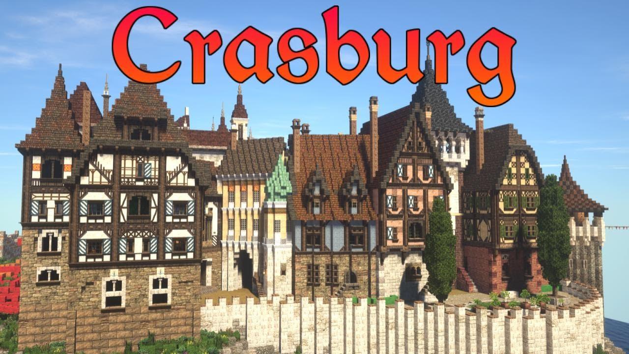 Epic Minecraft Tavern - Crasburg Episode 87