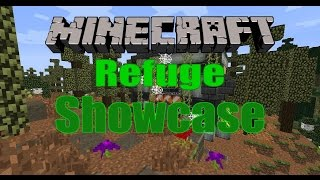 Minecraft Refuge Modpack Showcase