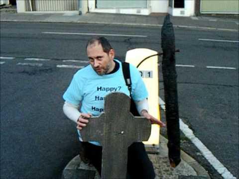 The 'Man of Many T-Shirts' unedited, unplugged & windy