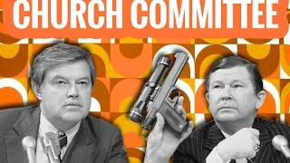 Church Committee: JFK Assassination, Summary & Findings (B5.S1)