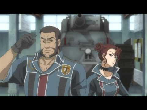 Valkyria Chronicles Anime Opening