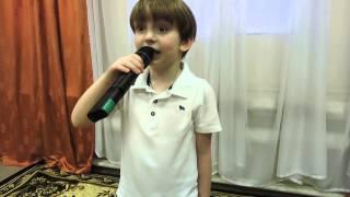 """ЦРТ """"Наследники"""" Галыгин Максим, песня """"Моряк"""""""
