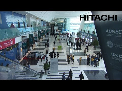 Participation of Hitachi group companies in World Future Energy Summit 2015 - Hitachi