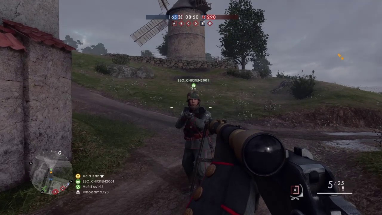how to play bf1 with friends