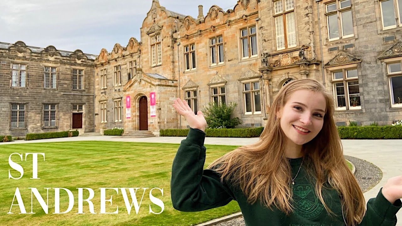 73 Questions With A St Andrews Student