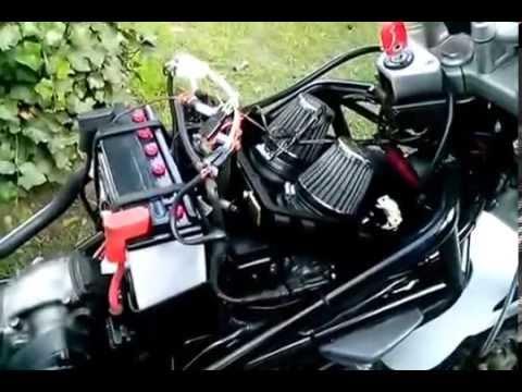 Install Ignitech Tcip4 On Ducati Monster 600 Youtube