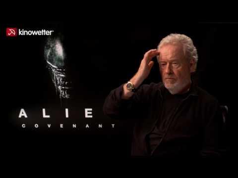 Interview Ridley Scott ALIEN: COVENANT