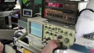 Экто-1. Автомобиль Охотников за Привидениями из первого фильма.