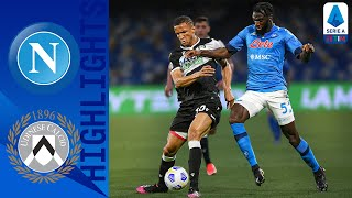 Napoli 5-1 Udinese | I partenopei vincono 5-1! | Serie A TIM
