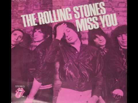 The Rolling Stones - Miss You (Dance Version)