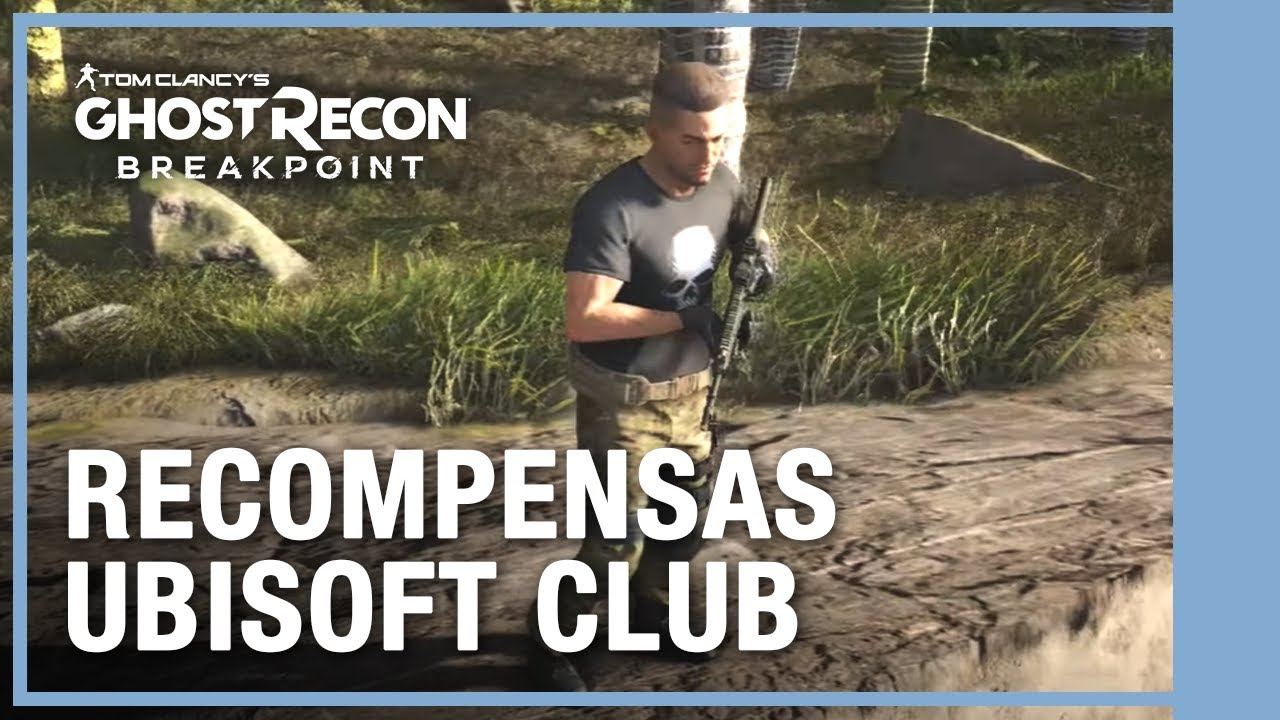 Ghost Recon Breakpoint - Beneficios Ubisoft Club
