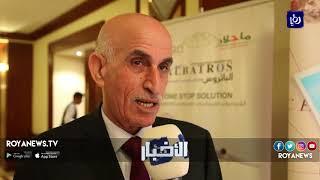 النقابة اللوجستية الأردنية تحتفل  بسنويتها العاشرة - (25-3-2018)