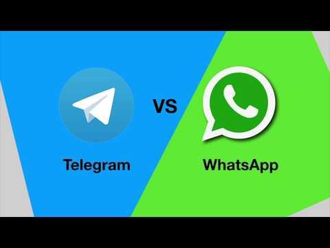 7 reasons why Telegram is better than WhatsApp