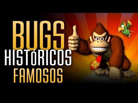 BUGS HISTORICOS más famosos y divertidos de los videojuegos