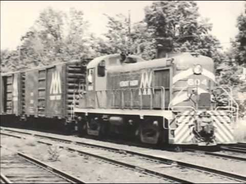 Vermont Railway: 50 Years