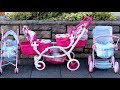 Baby Dolls Stroller, Baby Dolls Pram, Baby Dolls Nursery Center Dolls Toys for Children