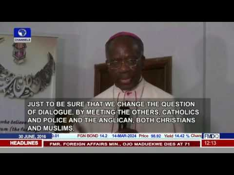 Pope Francis Sues For Peace In Osun State