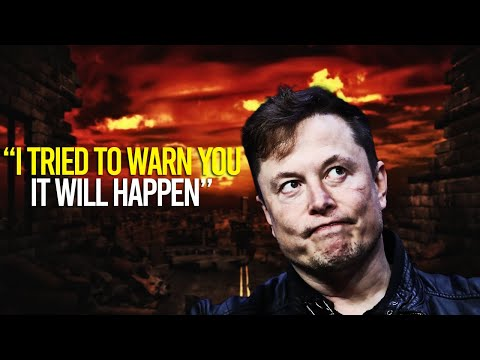 """""""This Is Only The Beginning"""" - Elon Musk Last Warning (2021)"""