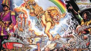 BOB MARLEY LION OF JUDAH (CONQUERING LION)