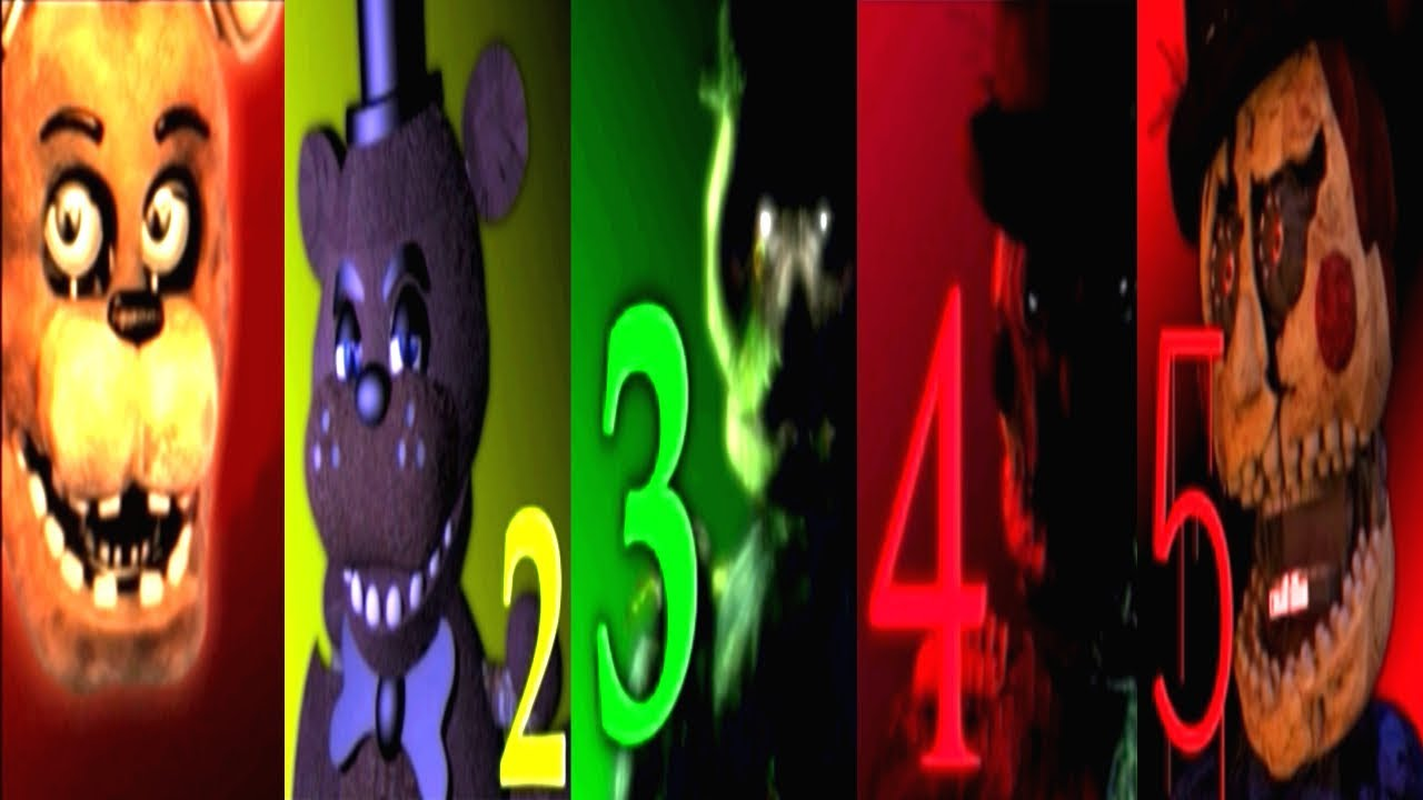 Download The Return To Freddy's 1-5 Jumpscare Simulator *ALL JUMPSCARES*
