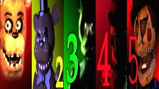 - The Return To Freddy s 1 5 Jumpscare Simulator ALL JUMPSCARES