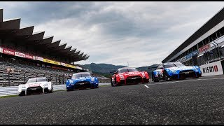 Live Archive Nissan Pitcam At SuperGT Rd.7 Autopolis Qualify Day