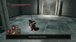 Dark souls 2 with just deathreaper