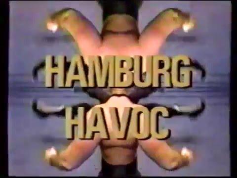 IWA-IWCCW Wrestling 1992 (Part 3) Dreamer/Koko B. Ware/Bushwackers