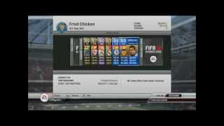   FIFA 12   Ultimate Team Giveaway XBOX 360